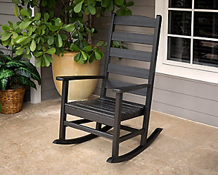 Shaker Porch Rocking Chair, , rollover