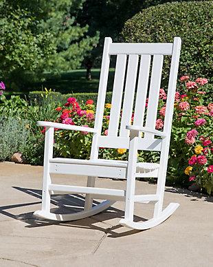 Vineyard Porch Rocking Chair, , rollover