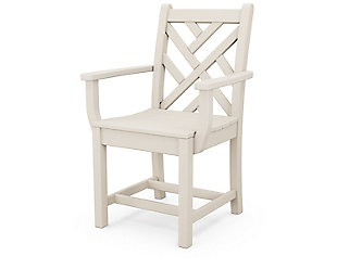 Chippendale Dining Arm Chair, , rollover