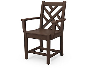 Chippendale Dining Arm Chair, , large