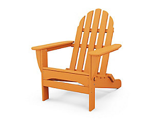 Classic Folding Adirondack Chair, , rollover