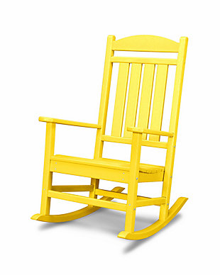 Presidential Rocking Chair, , large