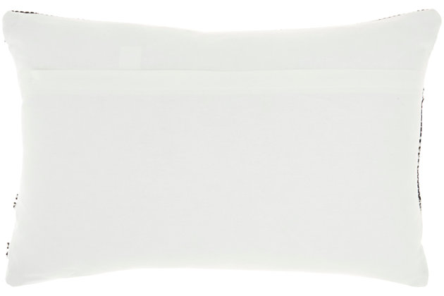 "Mina Victory Outdoor Pillow 14""x22"", , large"