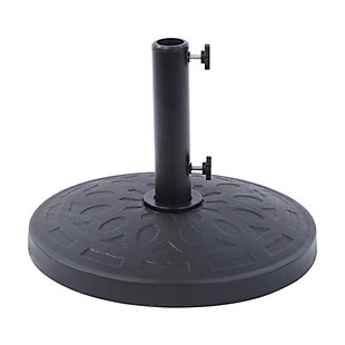 Alwick Outdoor Free Standing Umbrella Base, , large