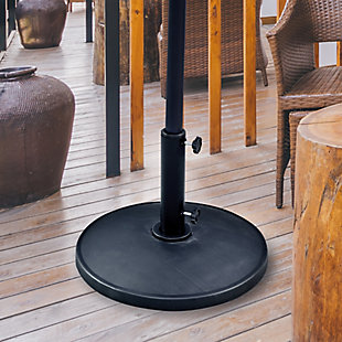 Ander Outdoor Free Standing Umbrella Base, , large