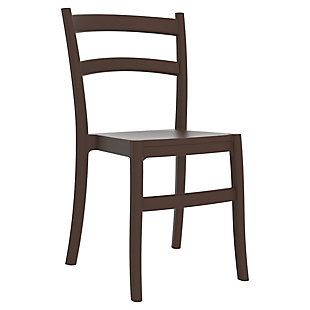 Siesta Outdoor Tiffany Dining Chair Brown (Set of 2), , large