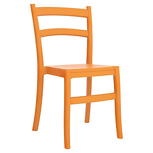 Siesta Outdoor Tiffany Dining Chair Orange (Set of 2), , large