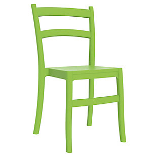 Siesta Outdoor Tiffany Dining Chair Tropical Green (Set of 2), , large