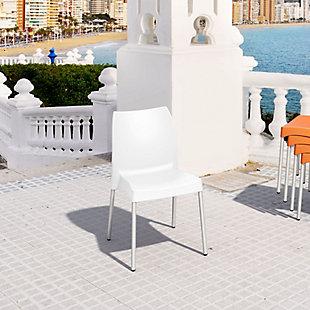 Siesta Outdoor Vita Dining Chair White (Set of 2), , rollover