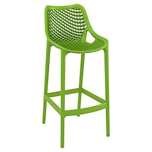 Siesta Outdoor Air Bar Stool Tropical Green (Set of 2), , large
