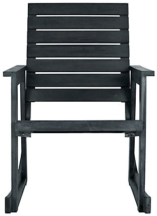 Safavieh Alexei Rocking Chair, , rollover