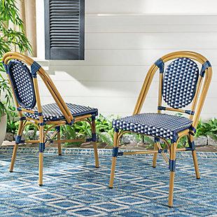 Safavieh Lenda French Bistro Chair, , rollover