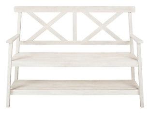 Safavieh Mayer 2 Seat Bench, , large