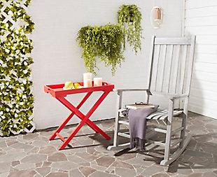Safavieh Shasta Rocking Chair, , rollover
