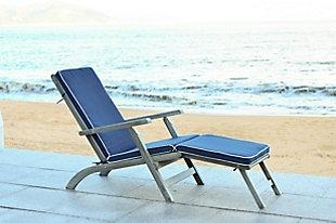 Safavieh Palmdale Lounge Chair, , rollover