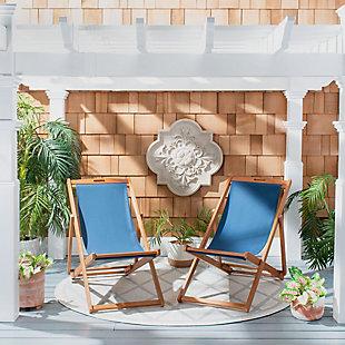Safavieh Loren Sling Chair, , rollover