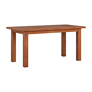 CorLiving Outdoor Hardwood Coffee Table, , large