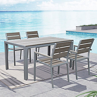 CorLiving Outdoor Dining Chairs (Set of 4), , rollover