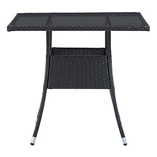 Parksville  Outdoor Patio Square Dining Table, , large