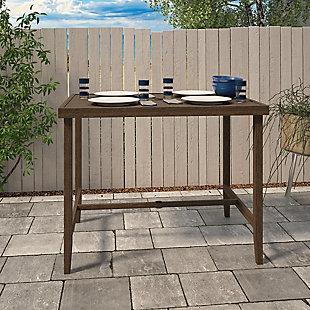 COSCO Outdoor Living Patio Bar Table, , rollover