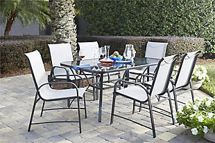 COSCO Outdoor Living COSCO Outdoor Living™ Paloma Patio Dining Table, , rollover