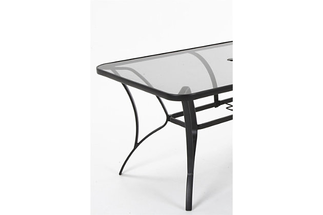 COSCO Outdoor Living COSCO Outdoor Living™ Paloma Patio Dining Table, , large