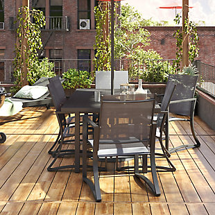 COSCO Outdoor Living COSCO Outdoor Furniture, Patio Dining Chair (Set of 6), , rollover