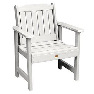 Highwood® Lehigh Outdoor Garden Chair, , large