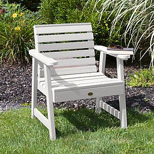 Highwood® Weatherly Outdoor Garden Chair, , rollover