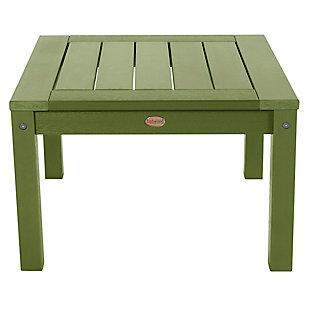 Highwood® Adirondack Outdoor Side Table, Dried Sage, large
