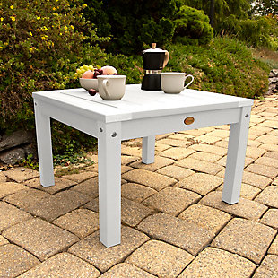 Highwood® Adirondack Outdoor Side Table, , rollover