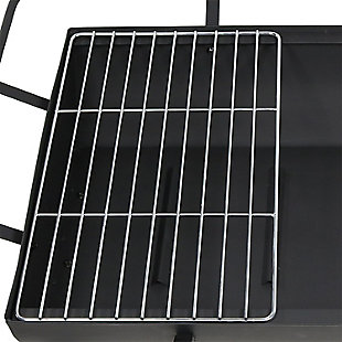 """Sunnydaze 36"""" Outdoor Northland Grill Fire Pit and Accessories, , large"""