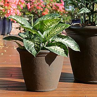 "Sunnydaze 16"" Outdoor Anjelica Flower Pot Planter, , rollover"
