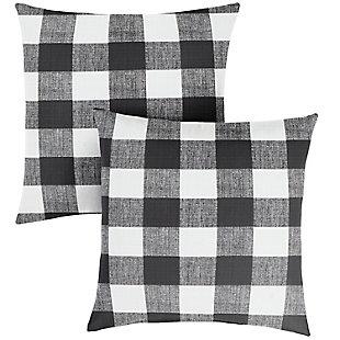Mozaic Outdoor Pillows (Set of 2), , large