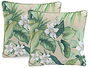 "Jordan Manufacturing Outdoor 17"" Accessory Throw Pillows (Set of 2), , large"