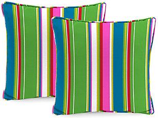 "Jordan Manufacturing Outdoor 24"" Accessory Throw Pillows (Set of 2), , large"