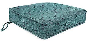Jordan Manufacturing Outdoor Boxed Edge Deep Seat Cushion, , large