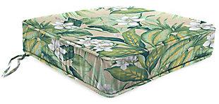 "Jordan Manufacturing Outdoor 22.5"" Boxed Edge Deep Seat Cushion, , large"