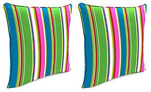 "Jordan Manufacturing Outdoor 18"" Accessory Throw Pillows (Set of 2), , large"