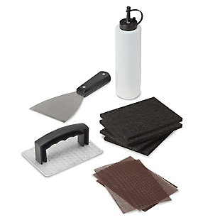 Cuisinart 10-Piece Outdoor Griddle Cleaning Kit, , large