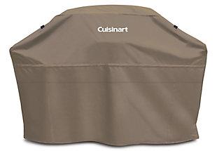 "Cuisinart 70"" Outdoor Heavy-Duty Rectangular Grill Cover, , rollover"