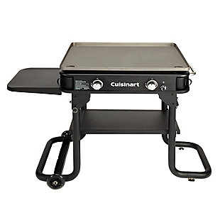 """Cuisinart 28"""" Outdoor Gas Griddle Folds Flat for Tabletop and Tailgate Use, , large"""