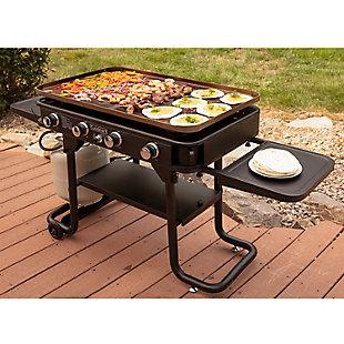"Cuisinart 36"" Outdoor 4-Burner Gas Griddle, , rollover"