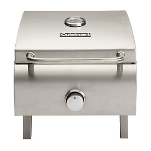 Cuisinart Outdoor Professional Portable Gas Grill in Stainless Steel, , large