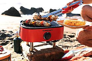 Cuisinart Outdoor Venture Portable Gas Grill, , rollover