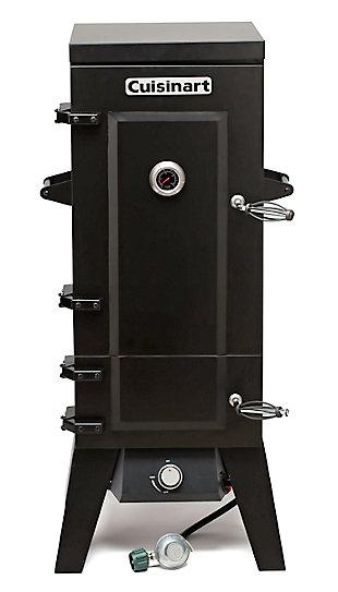 Cuisinart Outdoor Vertical Propane Gas Smoker, , large
