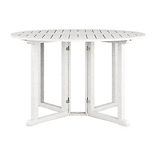 CorLiving  Miramar Outdoor Drop Leaf Dining Table, , large