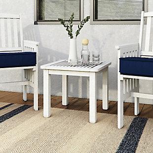 CorLiving  Miramar Outdoor Side Table, , rollover