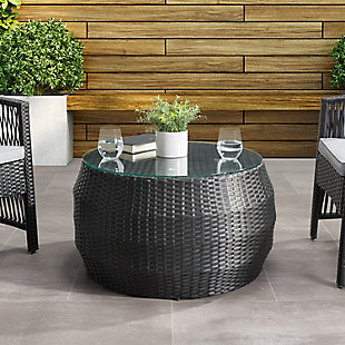 CorLiving  Parksville Outdoor Coffee Table, , rollover