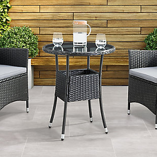 CorLiving  Parksville Outdoor Bistro Table, , rollover